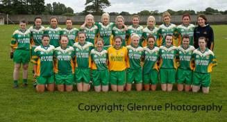 bally ladies county champions 2013 (1)